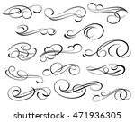 design elements. vector... | Shutterstock .eps vector #471936305