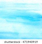 blue white watercolor stylized... | Shutterstock .eps vector #471940919