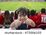 Children Thumb Finger Show For...