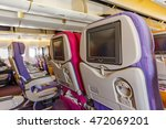 interior of large passengers... | Shutterstock . vector #472069201