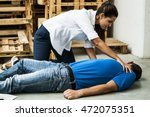 vital parameters | Shutterstock . vector #472075351