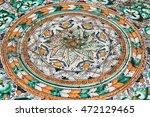 colorful ceramic | Shutterstock . vector #472129465