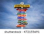 lebanon  missouri  usa   may 11 ... | Shutterstock . vector #472155691