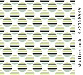 pattern with circles | Shutterstock .eps vector #472158949
