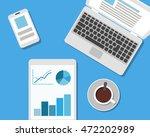 flat style modern design of...   Shutterstock .eps vector #472202989