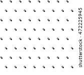 subtle 3d minimal polka spheres ...   Shutterstock .eps vector #472225945