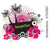 high resolution jpg of a trendy ...   Shutterstock . vector #4722301