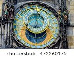 detail of the ancient medieval...   Shutterstock . vector #472260175