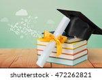 graduation. | Shutterstock . vector #472262821