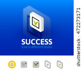 success color icon  vector...