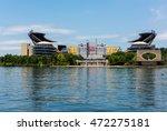pittsburgh   july 22  heinz... | Shutterstock . vector #472275181
