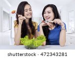 healthy eating lifestyle... | Shutterstock . vector #472343281