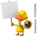 duck | Shutterstock . vector #472433434