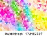 disco background with bright... | Shutterstock .eps vector #472452889