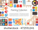 Painting Tools And Other...