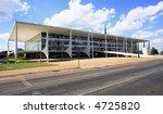 "the ""alvorada"" palace residence ... | Shutterstock . vector #4725820"