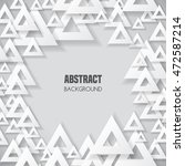 abstract background with... | Shutterstock .eps vector #472587214