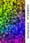 Bright Multicolor Geometric...