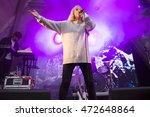 traena  norway   july 9 2016 ...   Shutterstock . vector #472648864