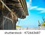 traditional fishermen houses on ...   Shutterstock . vector #472663687