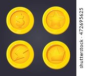 coin turn around  animation for ...