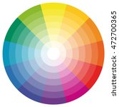 illustration of printing color