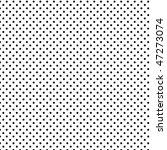 seamless pattern pois | Shutterstock .eps vector #47273074