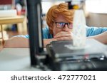 new technological invention | Shutterstock . vector #472777021