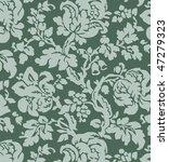 floral background   Shutterstock .eps vector #47279323