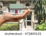 house. | Shutterstock . vector #472805131