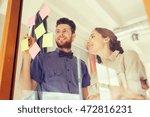 business  startup  planning ... | Shutterstock . vector #472816231