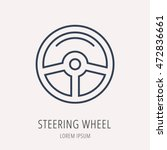 logo or label car elements.... | Shutterstock .eps vector #472836661