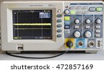 Small photo of Digital oscilloscope