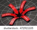 3d illustration of a conversion ... | Shutterstock . vector #472921105