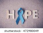 light blue  sky blue ribbons