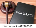 book with insurance laws.