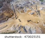 mining quarry with special...