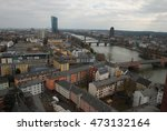 frankfurt city and river main... | Shutterstock . vector #473132164