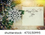 christmas background | Shutterstock . vector #473150995