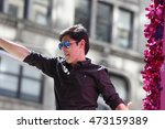 new york city   august 21 2016  ... | Shutterstock . vector #473159389