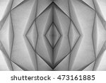 paper architecture. model  ... | Shutterstock . vector #473161885