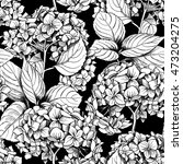 Seamless Pattern With The Imag...