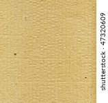 textured corrugated cardboard... | Shutterstock . vector #47320609