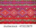 Colorful Thai Silk Handcraft...
