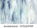 calming minimalist abstract... | Shutterstock . vector #473263789