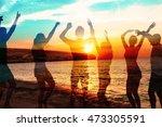 travel. | Shutterstock . vector #473305591
