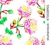 abstract seamless pattern... | Shutterstock . vector #473328901