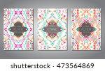vector set of geometric