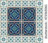 vector seamless texture.... | Shutterstock .eps vector #473565061