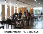 blurred picture of costomer is... | Shutterstock . vector #473589565